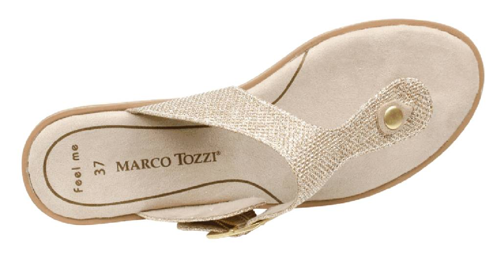 Or Sandale Marco Tozzi WKecL