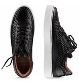 CYCLEUR de LUXE Heren sneakers  leder zwart