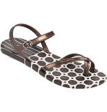 Ipanema slippers fashion bruin