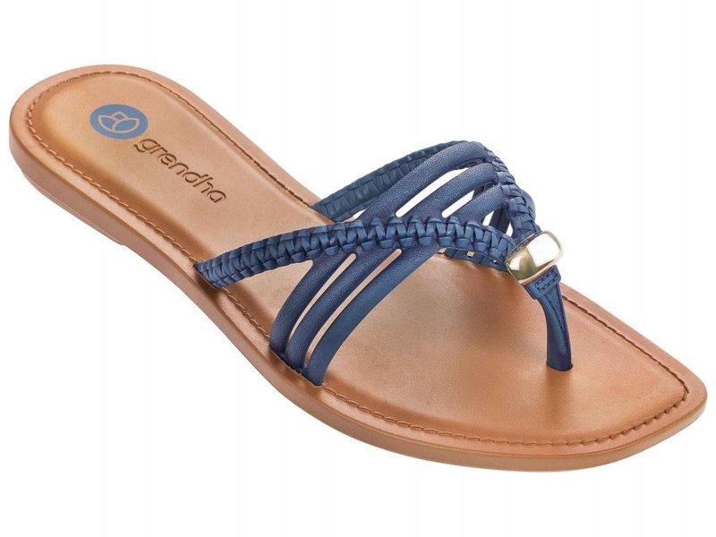 Grendha gypsy sandal blue