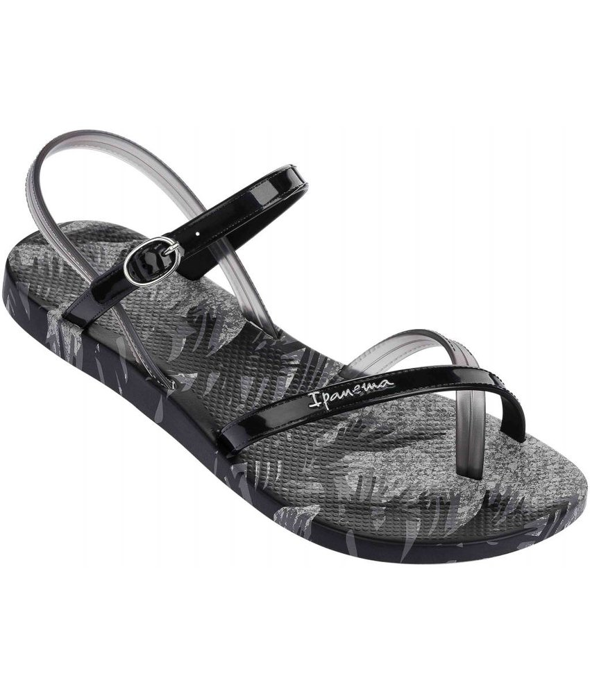 Ipanema fashion sandal grey/black