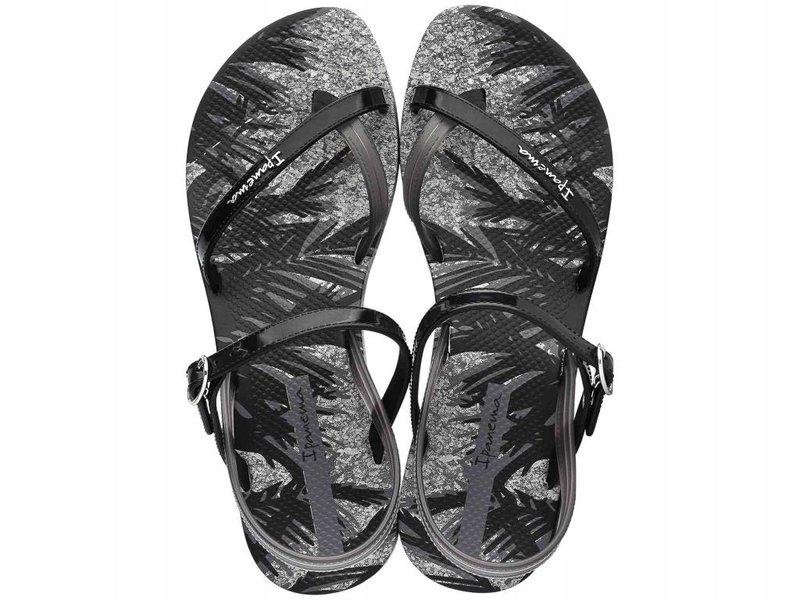 Ipanema fashion sandal grey/black