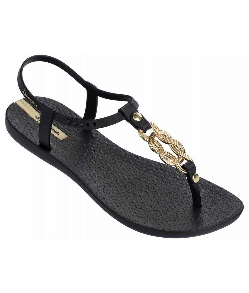 Ipanema premium infinity sandal zwart