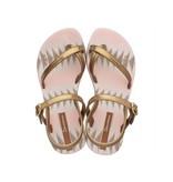 Ipanema fashion sandal kids beige/gold