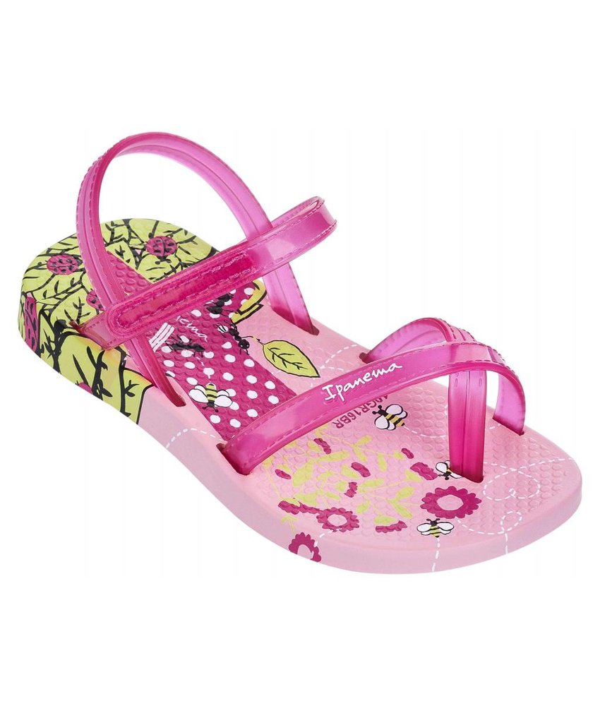Ipanema fashion sandal baby pink