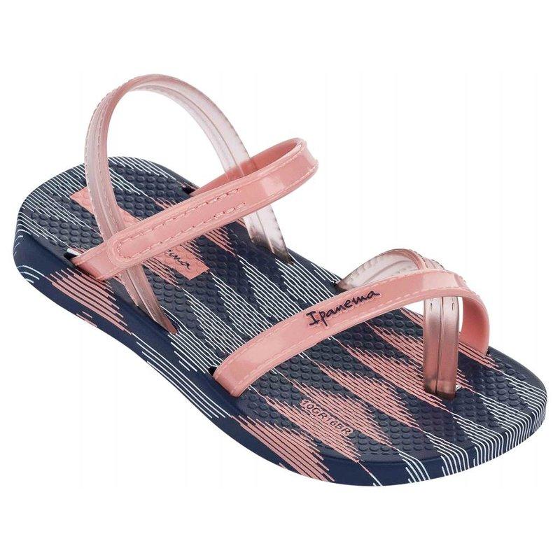 Ipanema fashion sandal baby blue/pink