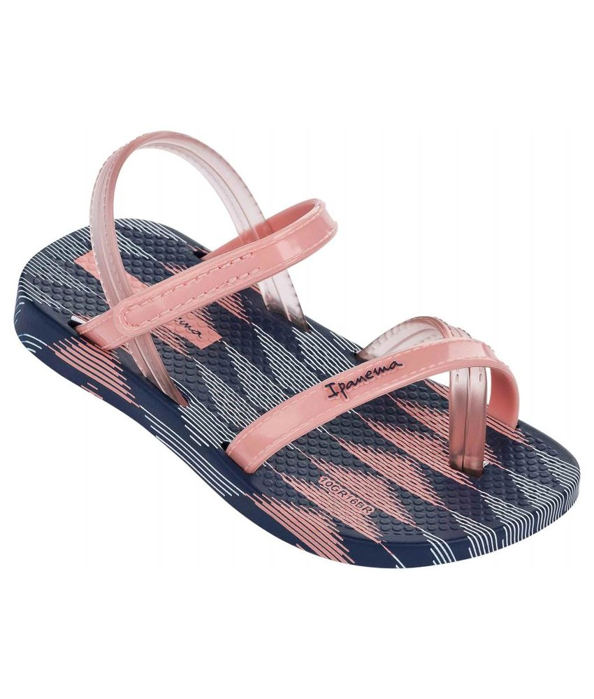 Ipanema fashion sandal baby blue/pink