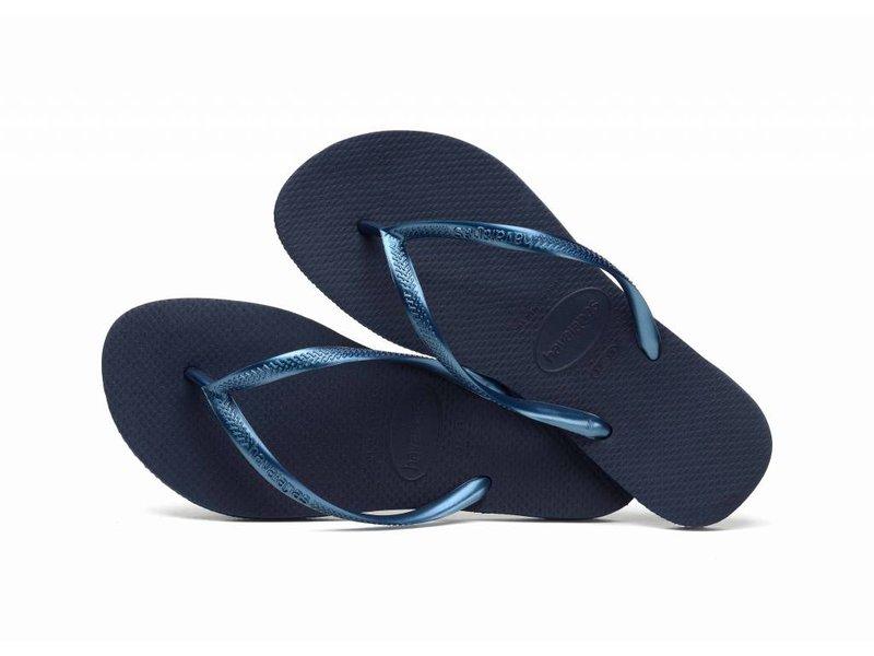 Havaianas slim navy blue