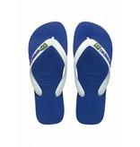 Havaianas brasil logo marine blue