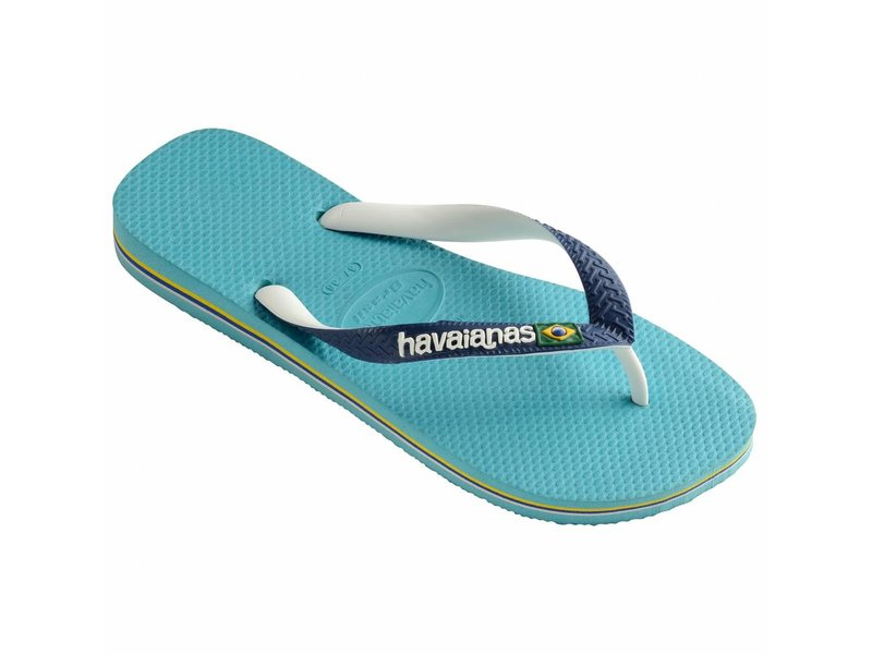 Havaianas brasil mix blue