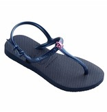 Havaianas kids freedom navy blue