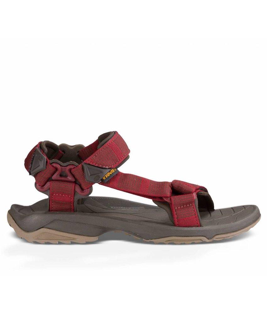 Teva sandalen terra fi lite rood