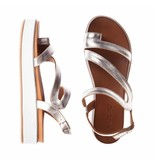 INUOVO sandalen silver