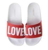 The White Brand slippers love