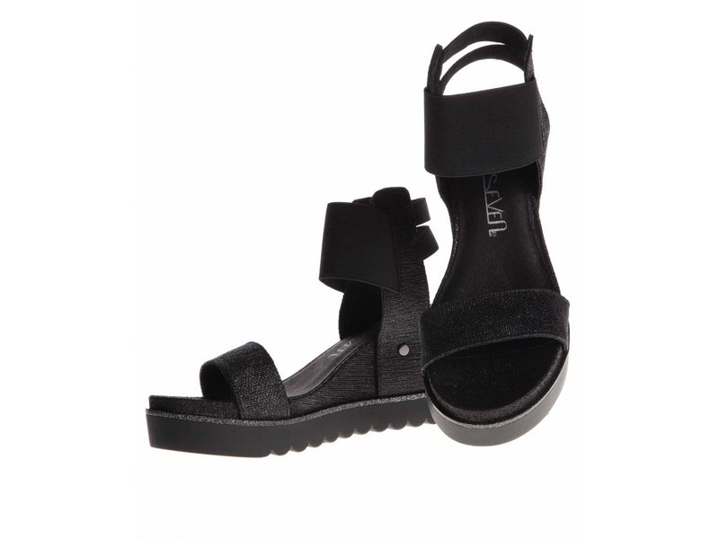 SIXTYSEVEN sandalen zwart