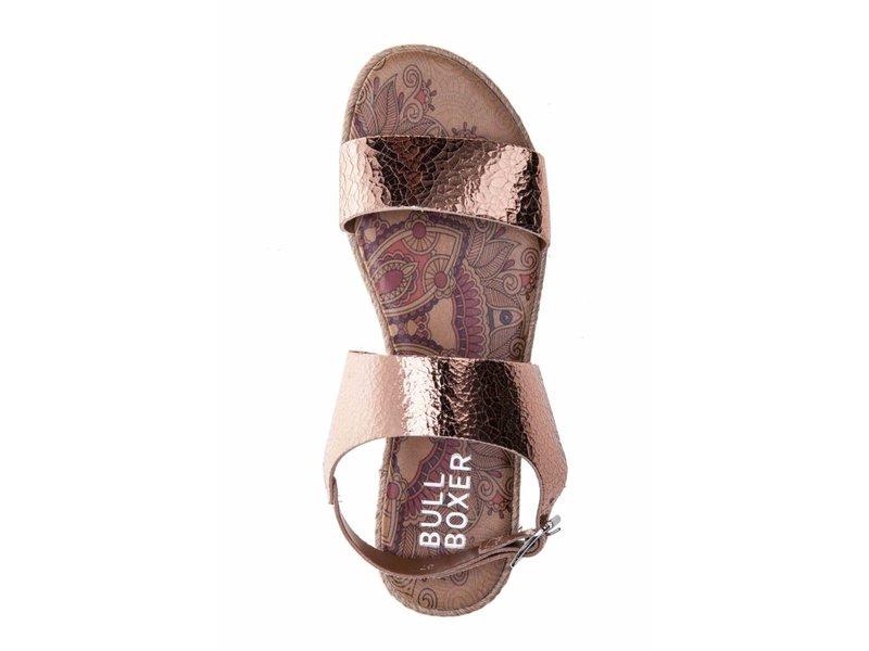 BullBoxer sandalen leder rose
