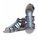 BullBoxer Sandalen blauw