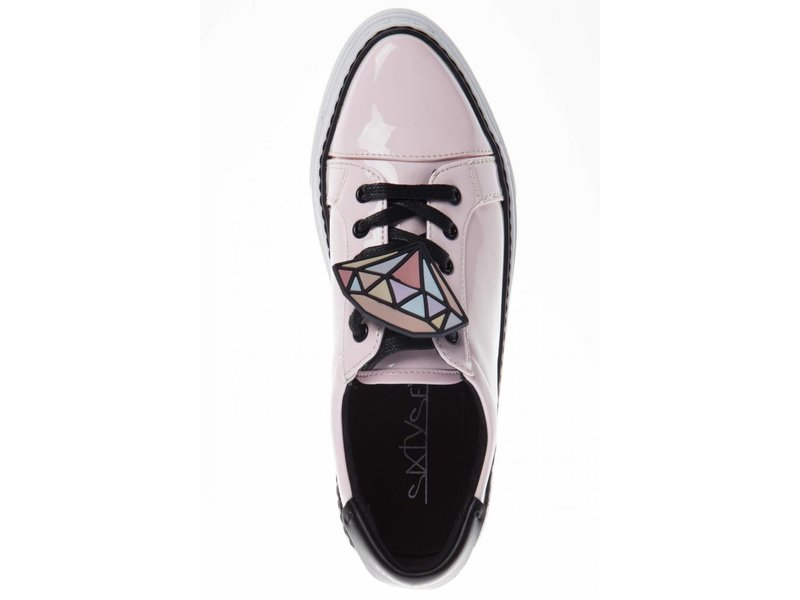 SIXTYSEVEN sneakers pink
