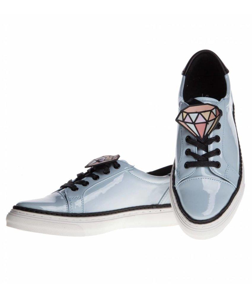 SIXTYSEVEN sneakers lichtblauw