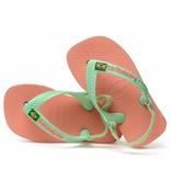 Havaianas havaianas baby brasil shocking pink