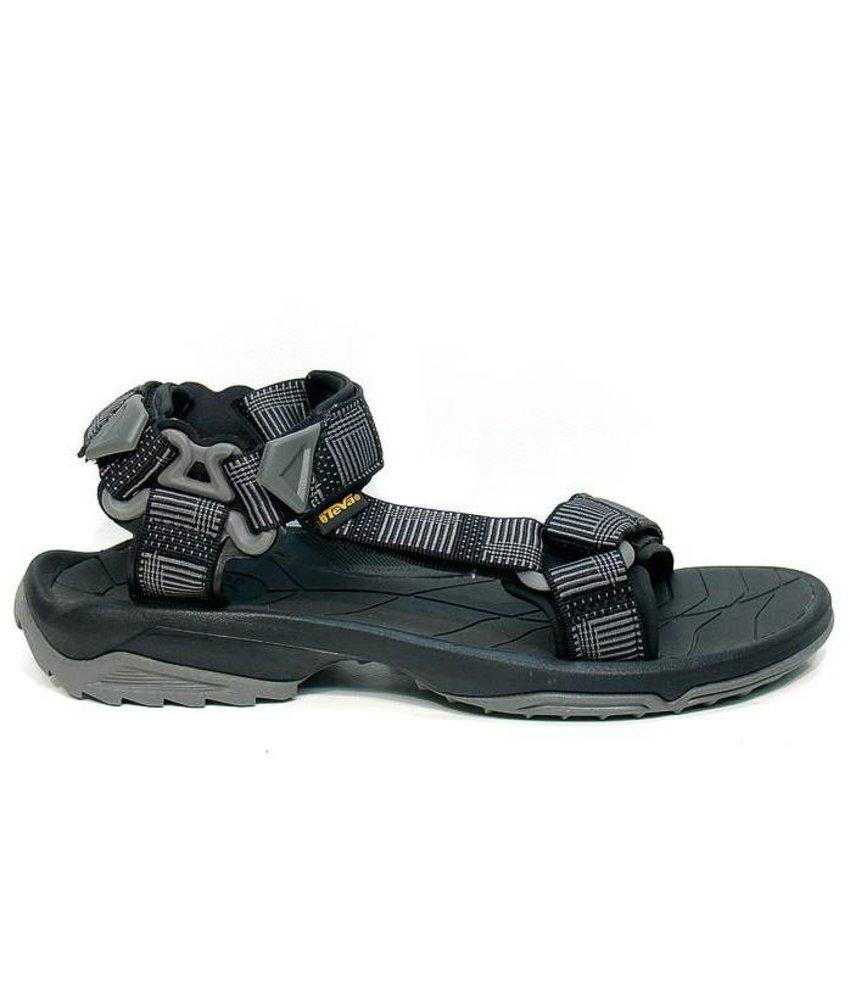 Teva sandalen terra fi lite zwart