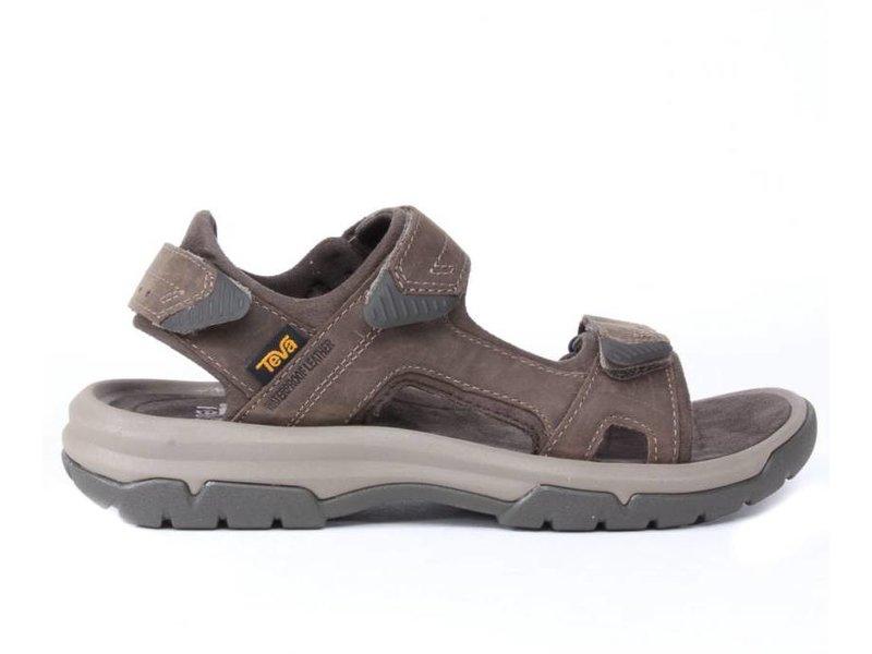 Teva sandalen langdon walnut