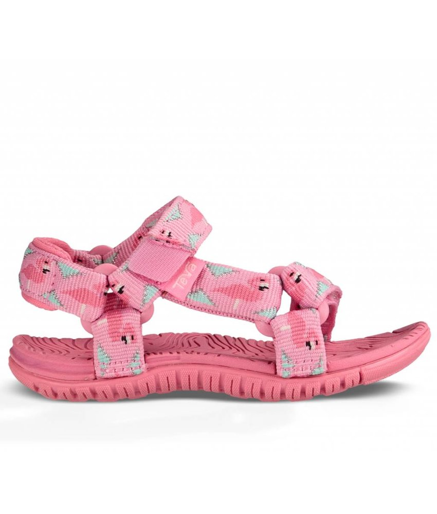 Teva Teva hurricane 3 baby flamingo roze