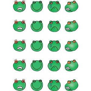 Stickervel emotiekikkers handboek 1