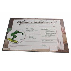 Certificate for Handbook 2