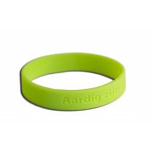 Armband 'Aardig zijn is leuk'