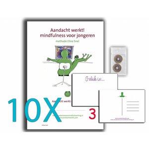 Set de materiel manuel 3 - 10x