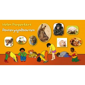 Helen Purperhart Peuteryogakaarten door Helen Purperhart.