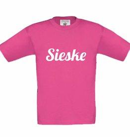T-shirt Sieske