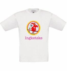 T-shirt Ingketske