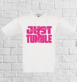 Turn t-shirt just tumble - fuchsia