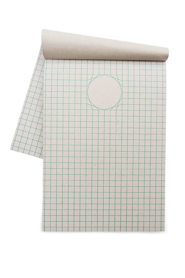 ontwerpduo notepad recycled