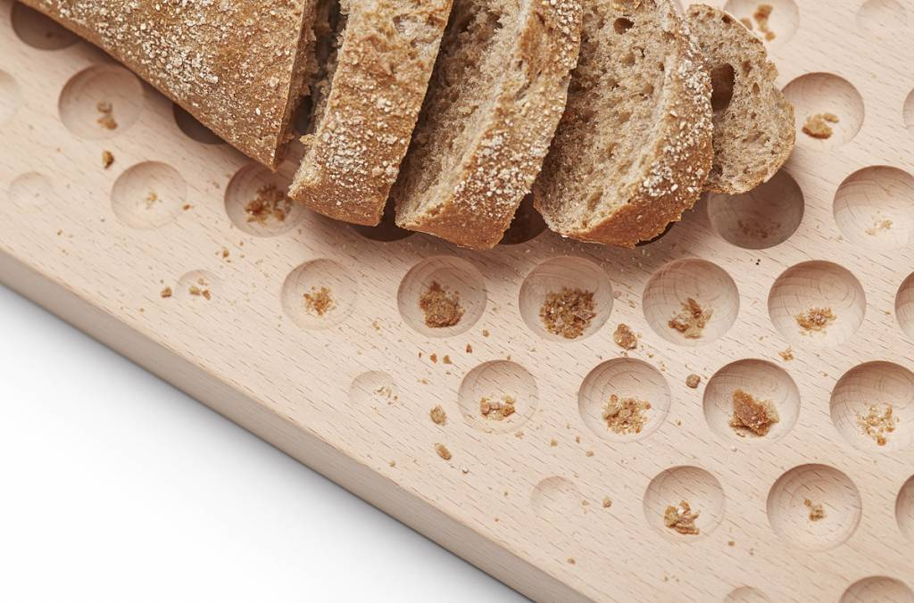 Ontwerpduo brood/snijplank - long
