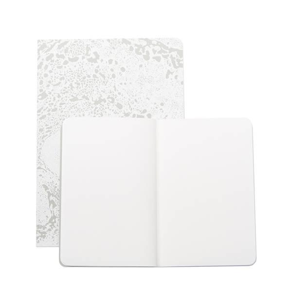 studio haze notitieboek A6 grijs