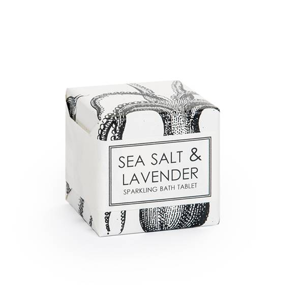 Formulary55 bathfizzer Sea Salt & Lavender