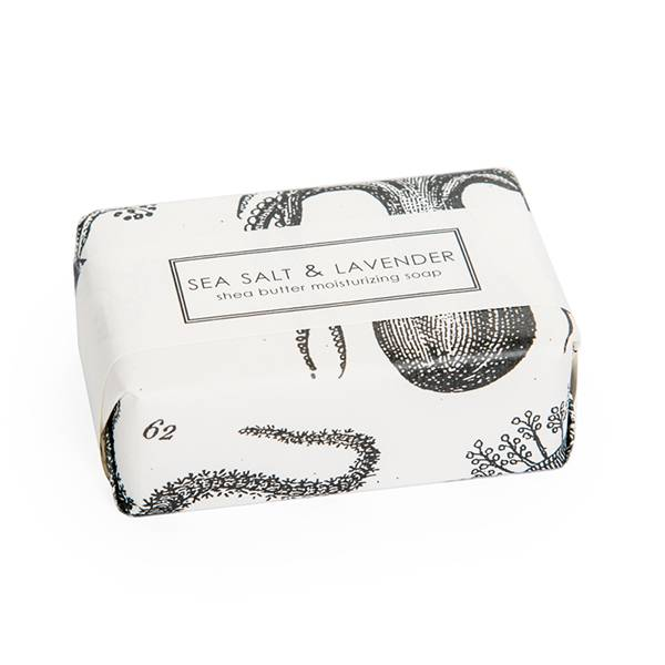 Formulary55 soap - Sea Salt & Lavender