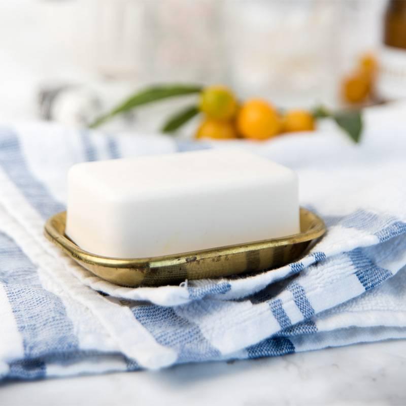Formulary55 soap - Sweet Pea & Clover