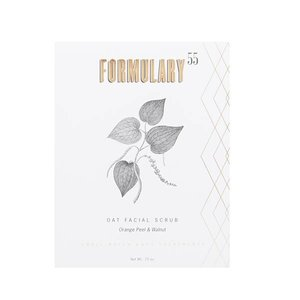 Formulary55 gezichtsscrub