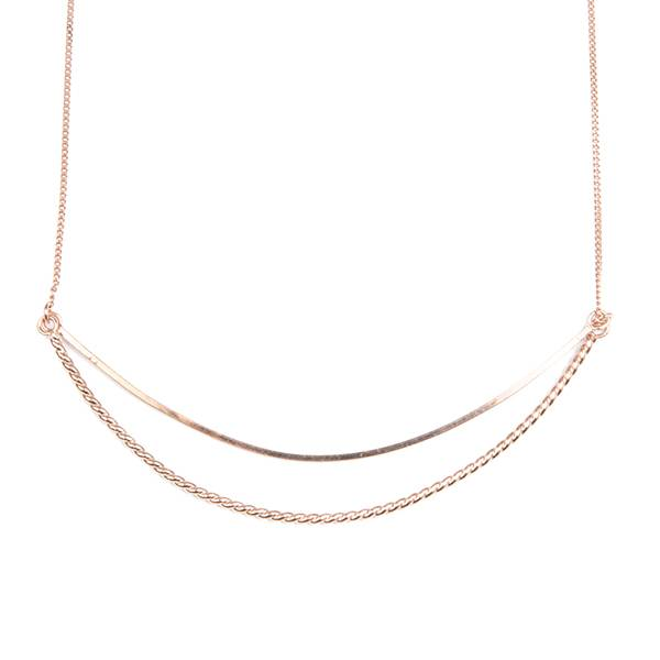 charlotte wooning necklace celebration duo solid