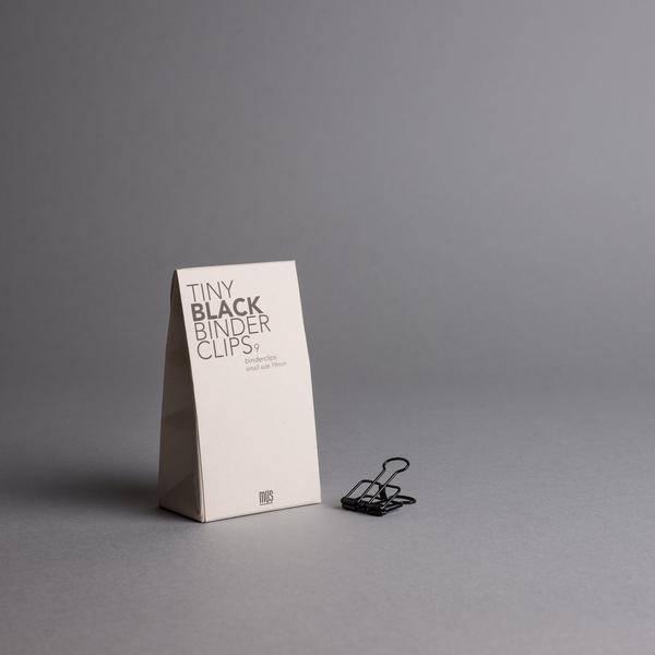 MUS mini clips - zwart