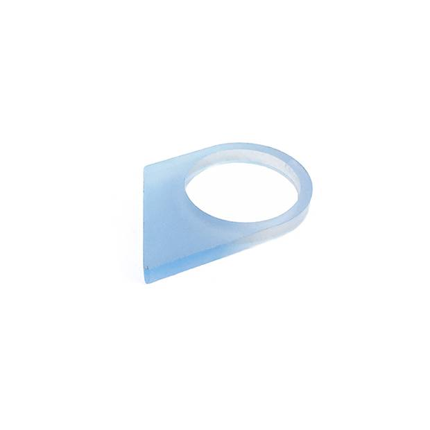 OFORM  ring acrylaat no.  17 | 1.0  cyan blue