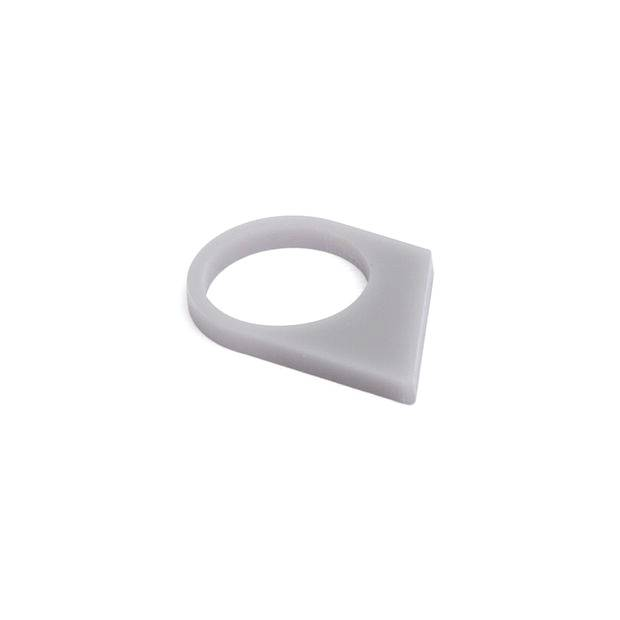 oform ring acrylaat no.  17 | 1.0  light grey