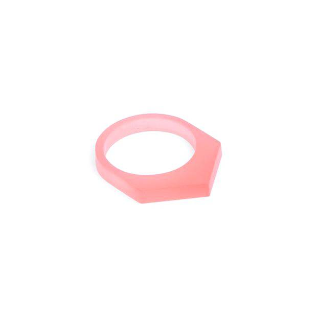 oform ring acrylate  no. 1 | 1.0  pink