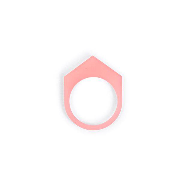 OFORM  ring acrylaat no. 1 | 1.0  pink