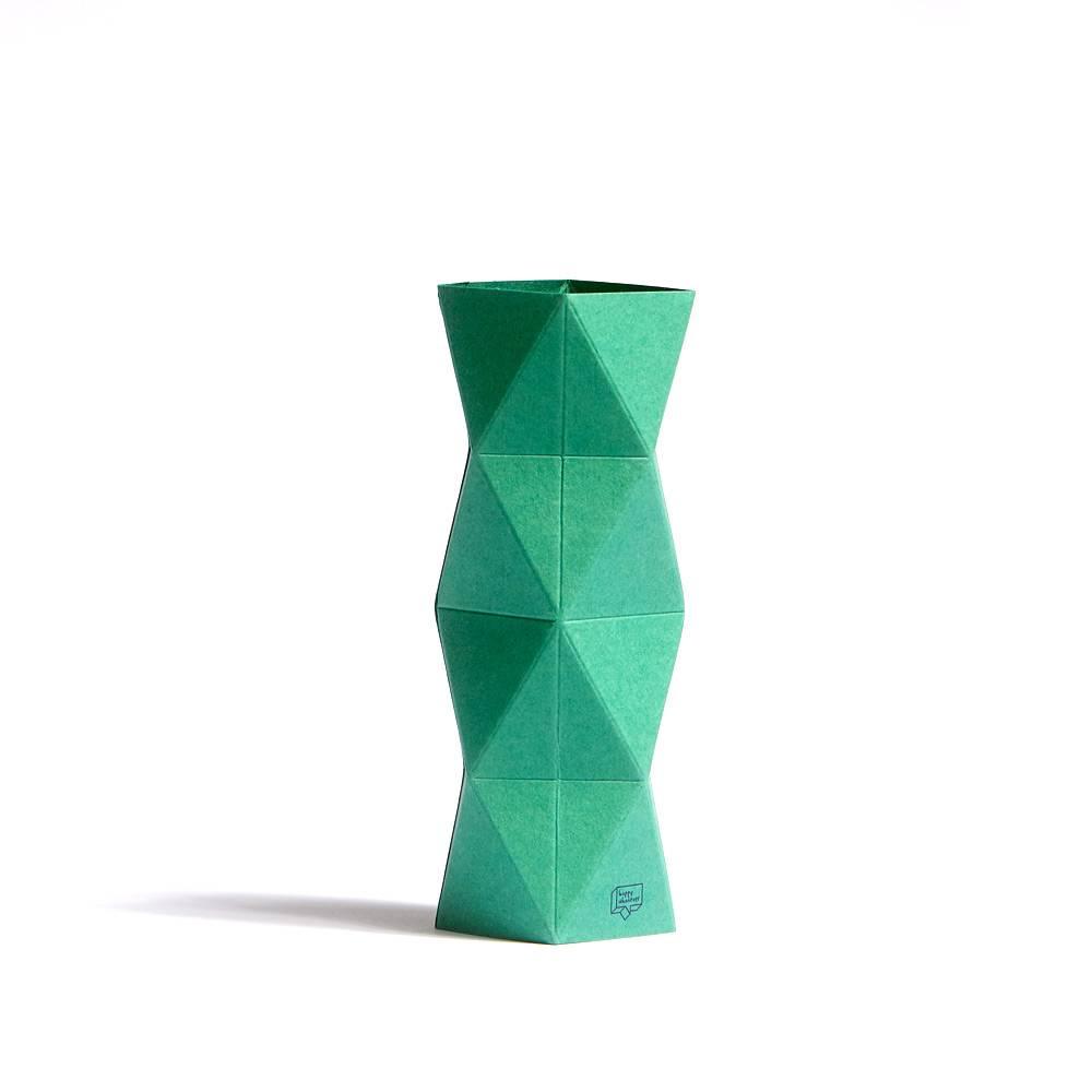 happy whatever card & vase - XOXO
