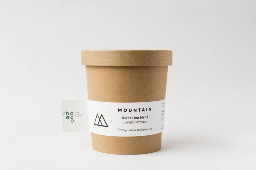 Rhoeco  thee  & plant - Mountain